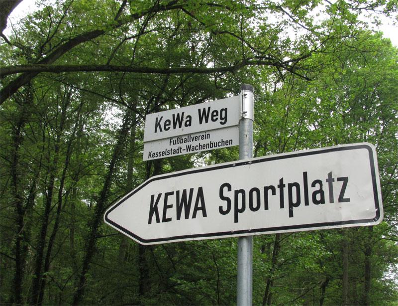 Kewa-Weg